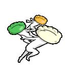 餃子の応酬(個別スタンプ:2)