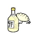 餃子の応酬(個別スタンプ:18)
