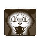 茶猫エム(個別スタンプ:26)