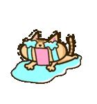 茶猫エム(個別スタンプ:27)