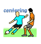 サッカー選手スタンプ3(個別スタンプ:04)
