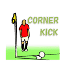 サッカー選手スタンプ3(個別スタンプ:06)