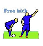 サッカー選手スタンプ3(個別スタンプ:07)