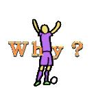 サッカー選手スタンプ3(個別スタンプ:12)