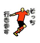 サッカー選手スタンプ3(個別スタンプ:30)