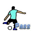 サッカー選手スタンプ3(個別スタンプ:37)