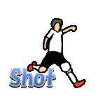 サッカー選手スタンプ3(個別スタンプ:39)