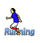 サッカー選手スタンプ3(個別スタンプ:40)