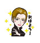 きらきら歌劇団〜男役編〜(個別スタンプ:1)