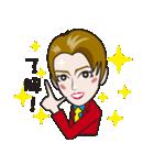 きらきら歌劇団〜男役編〜(個別スタンプ:33)