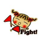 お茶目なみーちゃん7(英語編!)(個別スタンプ:30)