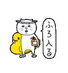 猫になって3年(個別スタンプ:36)