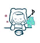 赤ちゃん忍者、べびまる(個別スタンプ:02)