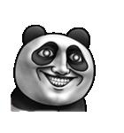 かわいいパンダさん(個別スタンプ:02)