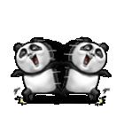 かわいいパンダさん(個別スタンプ:16)
