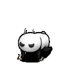 かわいいパンダさん(個別スタンプ:18)
