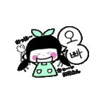 バイリンガ〜ル(韓国語×日本語)(個別スタンプ:39)