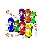 7人の小人たち(個別スタンプ:14)