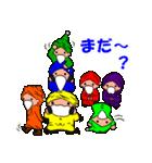 7人の小人たち(個別スタンプ:21)