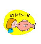 おかっぱちゃんの悲喜こもごも♪その2(個別スタンプ:07)