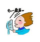 おかっぱちゃんの悲喜こもごも♪その2(個別スタンプ:08)