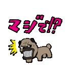 迷犬ワンダスチン2『愉快な仲間編』(個別スタンプ:15)