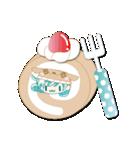 ニット帽フレンド(にゅ~)(個別スタンプ:14)