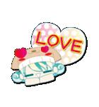 ニット帽フレンド(にゅ~)(個別スタンプ:30)