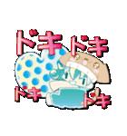 ニット帽フレンド(にゅ~)(個別スタンプ:33)