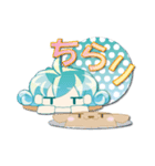 ニット帽フレンド(にゅ~)(個別スタンプ:39)
