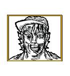 ※寡黙なカモフラ男※※(個別スタンプ:27)