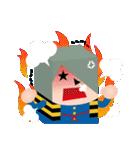 ゲゲゲの鬼太郎×箱氏の妖怪スタンプ(個別スタンプ:05)
