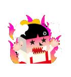 ゲゲゲの鬼太郎×箱氏の妖怪スタンプ(個別スタンプ:14)