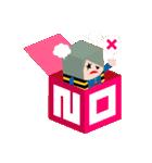 ゲゲゲの鬼太郎×箱氏の妖怪スタンプ(個別スタンプ:22)