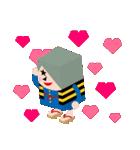 ゲゲゲの鬼太郎×箱氏の妖怪スタンプ(個別スタンプ:24)