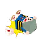 ゲゲゲの鬼太郎×箱氏の妖怪スタンプ(個別スタンプ:25)