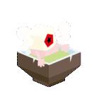 ゲゲゲの鬼太郎×箱氏の妖怪スタンプ(個別スタンプ:27)
