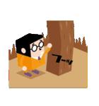 ゲゲゲの鬼太郎×箱氏の妖怪スタンプ(個別スタンプ:31)