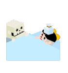 ゲゲゲの鬼太郎×箱氏の妖怪スタンプ(個別スタンプ:35)