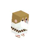 ゲゲゲの鬼太郎×箱氏の妖怪スタンプ(個別スタンプ:39)