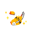 『ぴかぴか☆』かにお(個別スタンプ:39)
