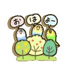 インコちゃん日常パック(個別スタンプ:05)