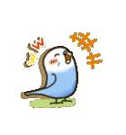 インコちゃん日常パック(個別スタンプ:08)