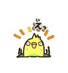 インコちゃん日常パック(個別スタンプ:17)
