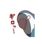 小桜インコのクーさんと白文鳥のちぃさん