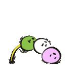 三色だんごなる日々(個別スタンプ:36)