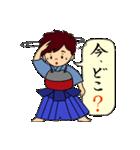 剣士の日常(個別スタンプ:22)