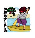 剣士の日常(個別スタンプ:30)