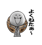 胸毛のある、かわいい石像くん(個別スタンプ:40)