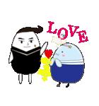 ひよこのタマちゃんとペンギンのミミちゃん(個別スタンプ:37)